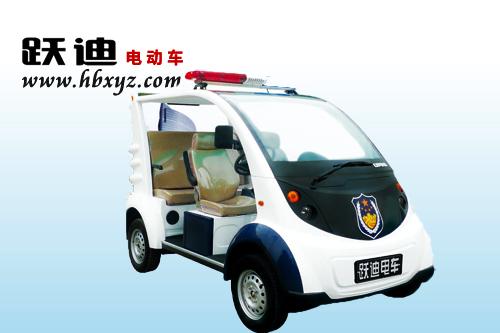 电动巡逻车的维护保养