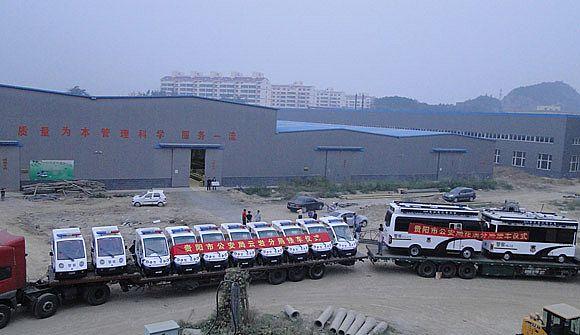 电动轿车 电动巡逻车 电动观光车 价格品牌首选 跃迪电动车高清图片