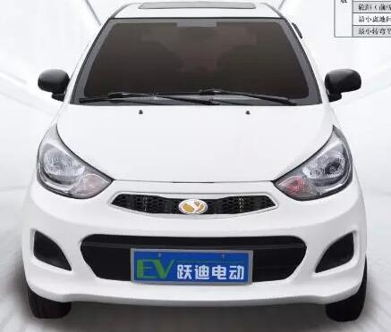 跃迪2016新年第一新品:跃迪电动汽车高清图片