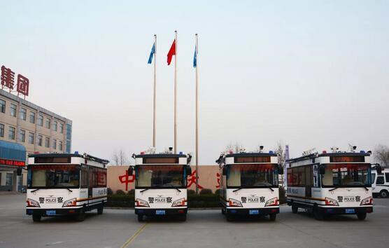 贵州省金豪棋牌网站移动警务室交车仪式圆满成功